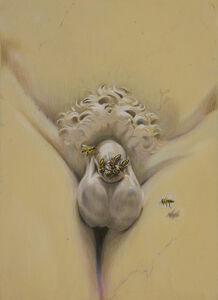 Eric Yahnker, 'Pollinators #3', 2020