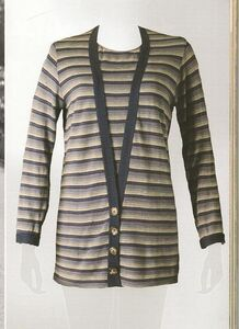Coco Chanel, 'Early Version of the Twinset', 1918