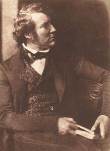 Hill & Adamson, 'John Stuart-Wortley, 2nd Baron Wharncliffe', 1843-1847