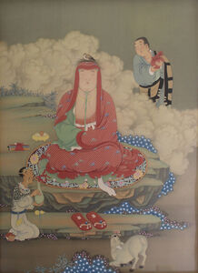 Guo Hui 郭輝, 'Arhat Nakula 諾距羅尊者', 2020