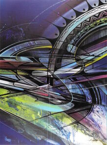HOPARE, 'Abstract #1 ', 2016