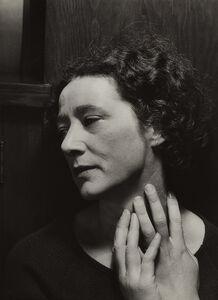 Alma Lavenson, 'Consuelo Kanaga', 1933