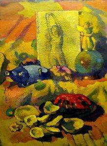 Don Wynn, 'Birth of Venus', 2015