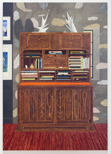 Becky Suss, 'Drop Leaf Desk (Wharton Esherick)', 2018