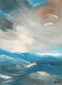 """Heidi Barnstorf, '""""Winds of Change II""""', 2018"""