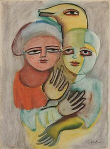 Mirka Mora, 'Reflections On Love', ca. 1982