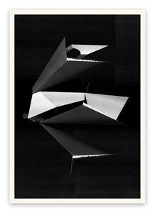Jesús Perea, 'M420 (Abstract new media)', 2018