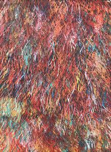 Barbara Weir, 'Grass Seed Dreaming'