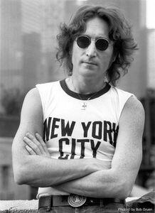 Bob Gruen, 'John Lennon, New York City', 1974
