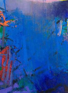 Brian Rutenberg, 'Hyssop', 2017