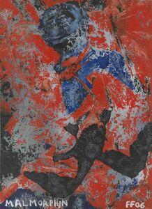 "Jörg Immendorff, '""Malmorphin""', 2006"