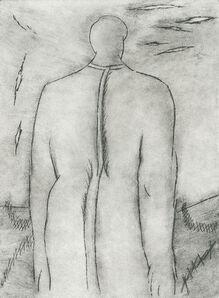 Firenze Lai 黎清妍, 'Sky and Spine 背景 ', 2018