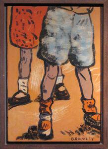 David Bromley, 'Legs', 2005