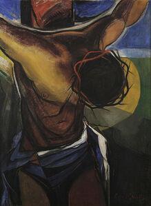 Roy de Maistre, 'Crucifixion', 1942