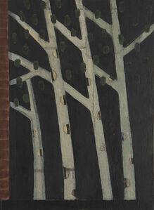 William Wright, 'Window (Branches)', 2018-2020