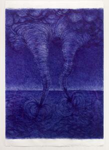Jan Fabre, 'Berlin/ Tornado's - (III)', 1988