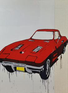 Jasper Knight, '1963 Corvette', 2010