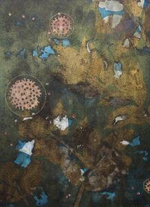 CathyJean Clark, 'Garden of Splendor', 2017