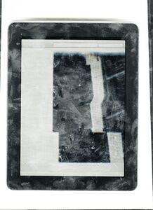Andrea Longacre-White, 'Pad Scan (retouch)', 2013