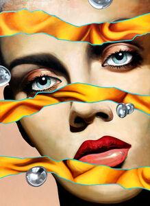 Manzur Kargar, 'Glam I', 2020
