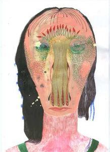 Silvia Mei, 'Untitled portrait', 2014