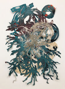 Joan Hall, 'The New Living Reef #5', 2020