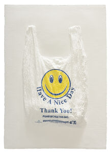 Analía Saban, 'Have a Nice Day, Thank You! Plastic Bag', 2016