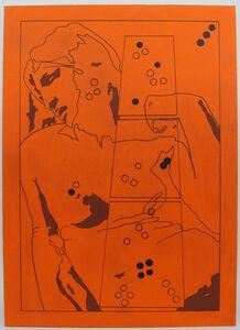 Tano Festa, 'Da Michelangelo', 1978