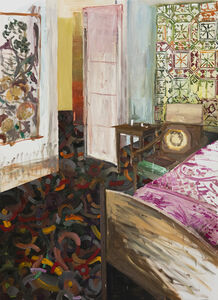 Erik A. Frandsen, 'Goethe's Bedroom (Large)', 2020