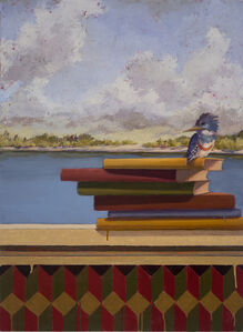 Sterling Mulbry, 'Summer Reading '