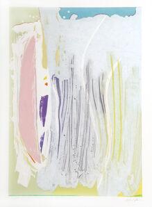 Michael Steiner (b. 1945), 'Untitled 1', ca. 1980