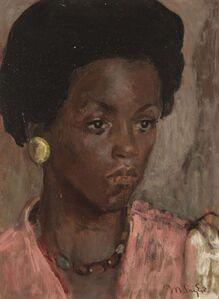 Moses Soyer, 'Gold Earrings', 1899-1974