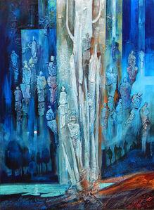 Hubert Jackson, 'Spirits of Pope's Creek No. 4'