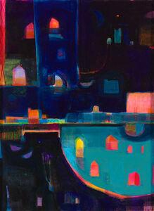 Kate Trafeli, 'Porto Notturno', 2020