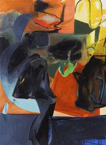 Leopold Plotek, 'Sunday Morning', 2017