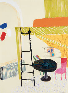 Shara Hughes, 'Drawing for Loft', 2007