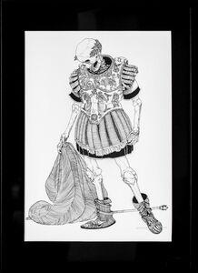 Kate Glasheen, 'Dead King 22 [1st Century Roman Emperor]', 2020