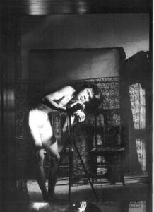 Rong Rong 荣荣, 'Self-portrait, Beijing No. 0 自拍像, 北京 No. 0', 1994