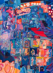 Kate Abercrombie, 'Gold Club', 2013