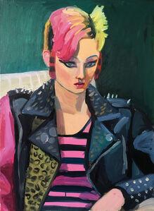 Anna Lukashevsky, 'Punk Girl', 2019
