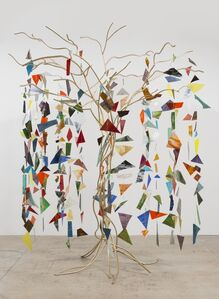 Marnie Weber, 'Weeping Willow', 2016