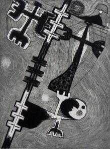 Frank Lobdell, '4.26.92', 1992