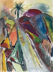 Samia Osseiran Junblat, 'Untitled 3', 1998