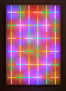 Albert Hien, 'Criss Cross 6x6 (summer)', 2019