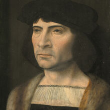 Jan Gossaert, 'Portrait of a Man', After 1500