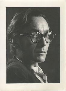 Anatole Saderman, 'Jorge de la Vega', 1966