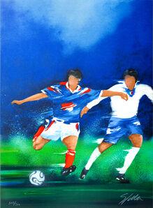 Victor Spahn, 'France '98', 2007