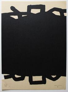 Eduardo Chillida, 'Untitled', ca. 1985