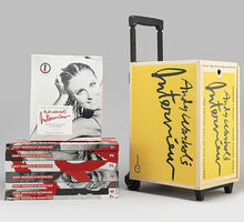Andy Warhol, 'Andy Warhol's Interview (Box/Suitcase)', 2004