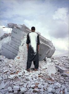 Lida Abdul, 'White House 1', 2005